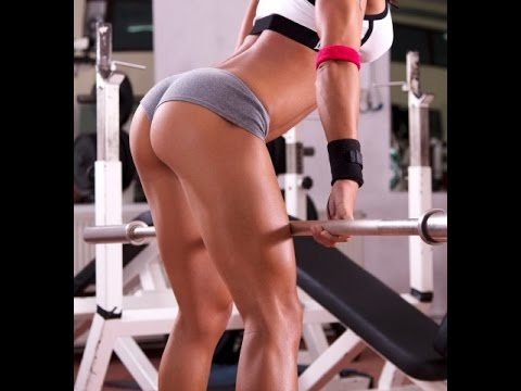 18+ Sexy Women Video Fitness Models Gym Workout Routines