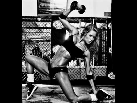 sexy female fitness models