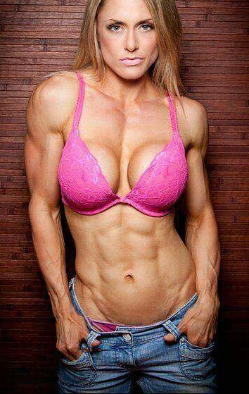 single muscle women